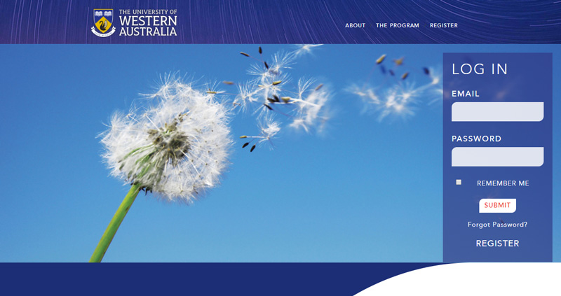 UniversityOfWesternAustralia_Mentoring