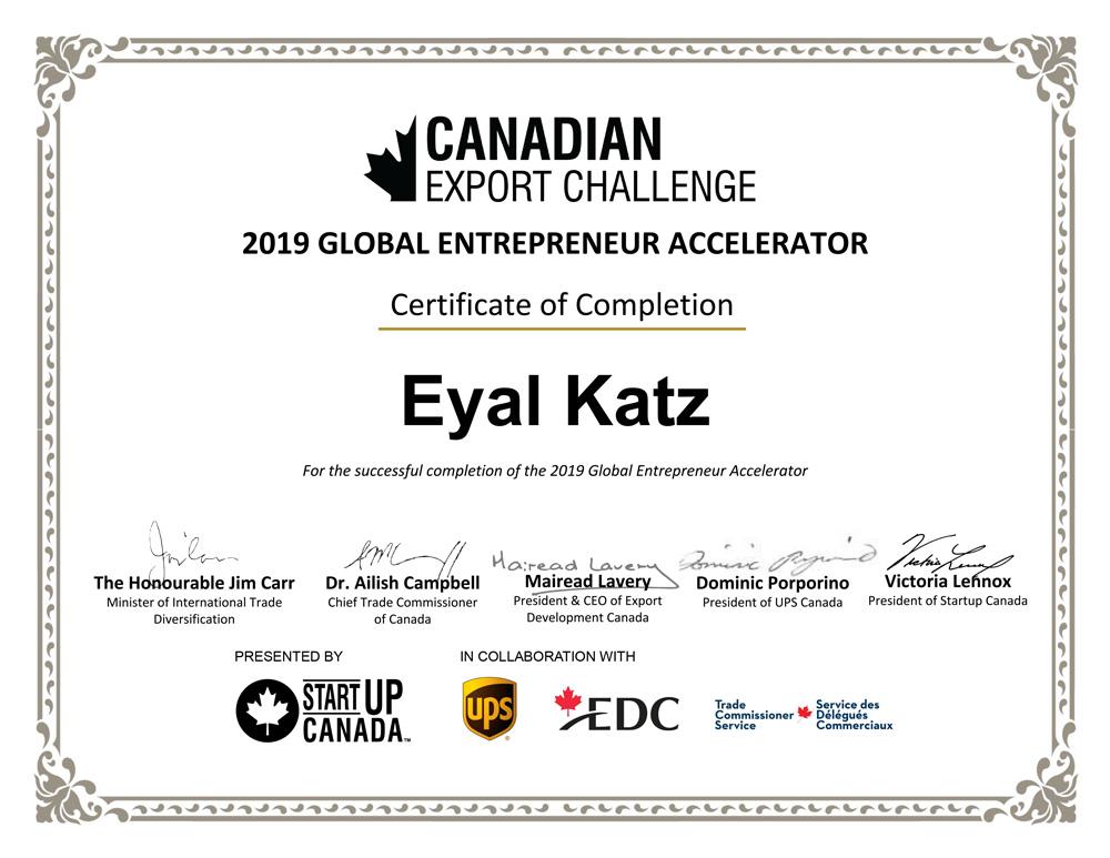 Canadian-Export-Challenge-Certificate-2019---Eyal